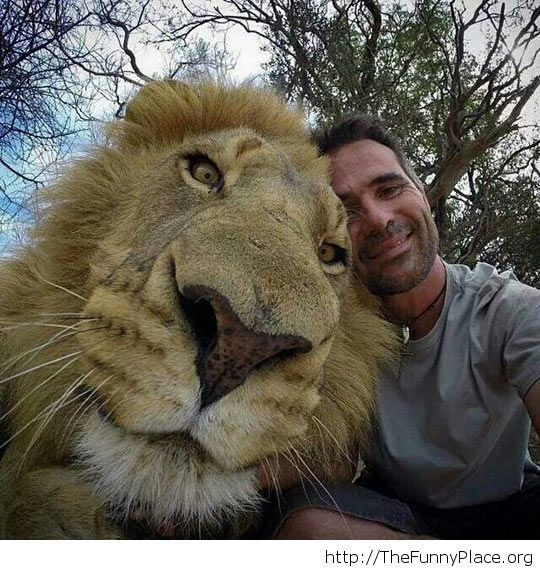 The best selfie out there