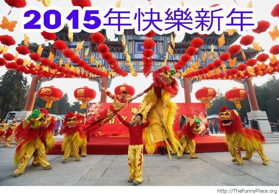 Chinesse New Year 2015 image