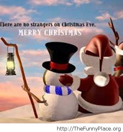 Christmas Eve funny saying