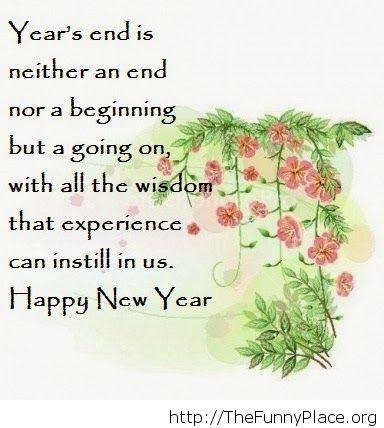 cool saying happy new year image