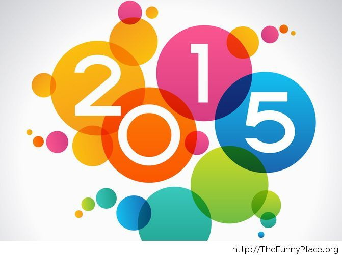 Cool wallpaper 2015  New Year