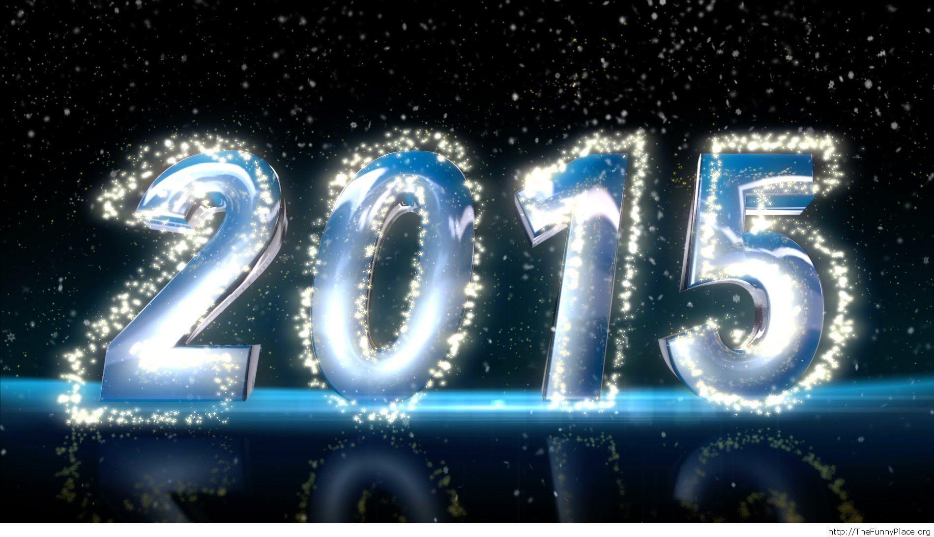 Fireworks 2015 cool text wallpaper