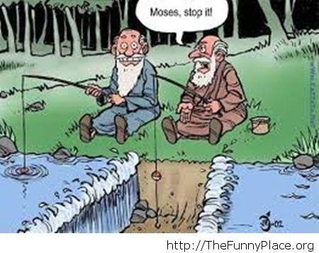 Funny Moses joke