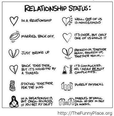 funny relationship status thefunnyplace
