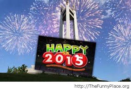Happy 2015 Philippine wallpaper