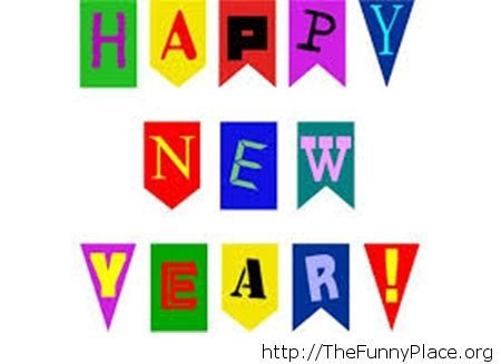 Happy New Year 2015 clipart wallpaper