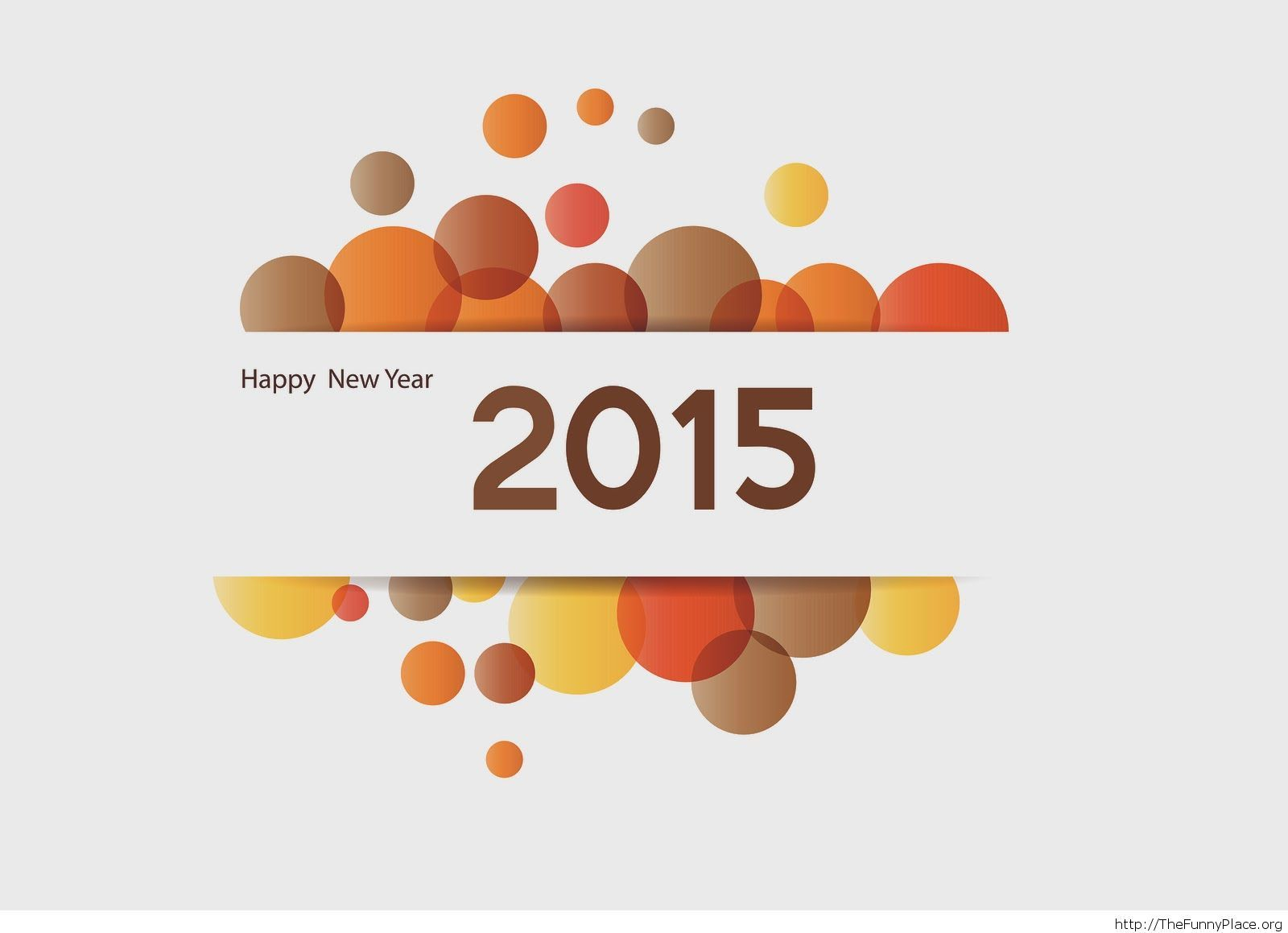Happy New Year 2015 wallpaper colours