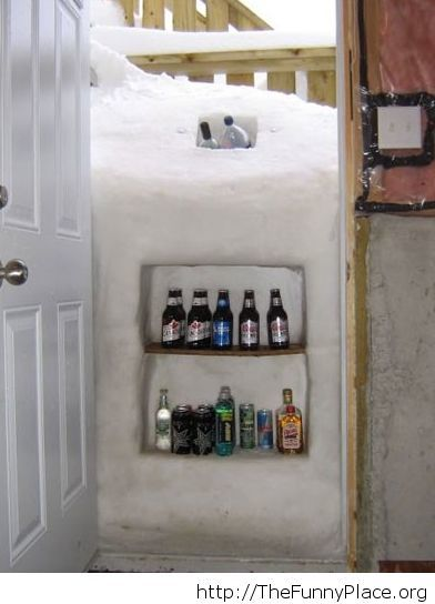 Keeping your drinks cool