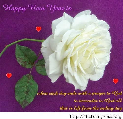 Meaningful wishes Happy New Year