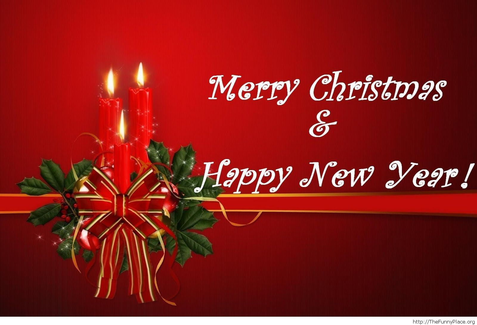Merry Xmas and Happy New Year image