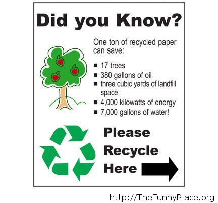 benefits of recycling cause and effect essay