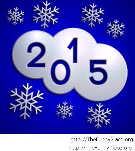 Snowflakes 2015 wallpaper