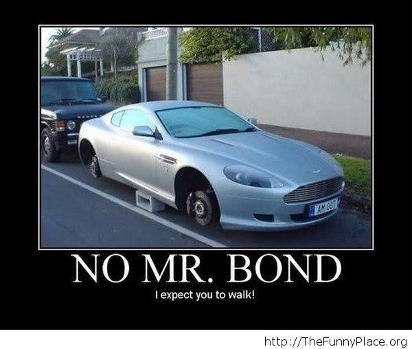 This Aston Martin has had it