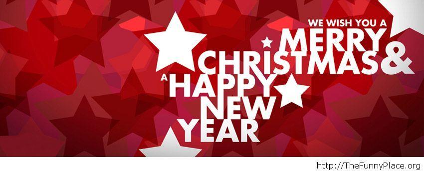 Wishing a Merry Christmas image