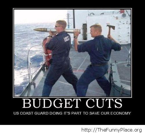 Budget Cuts - US Coast Guard