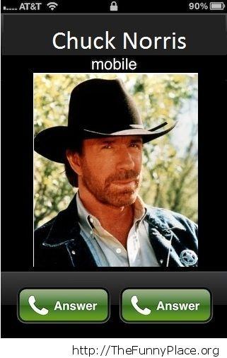 Chuck Norris - Mobile