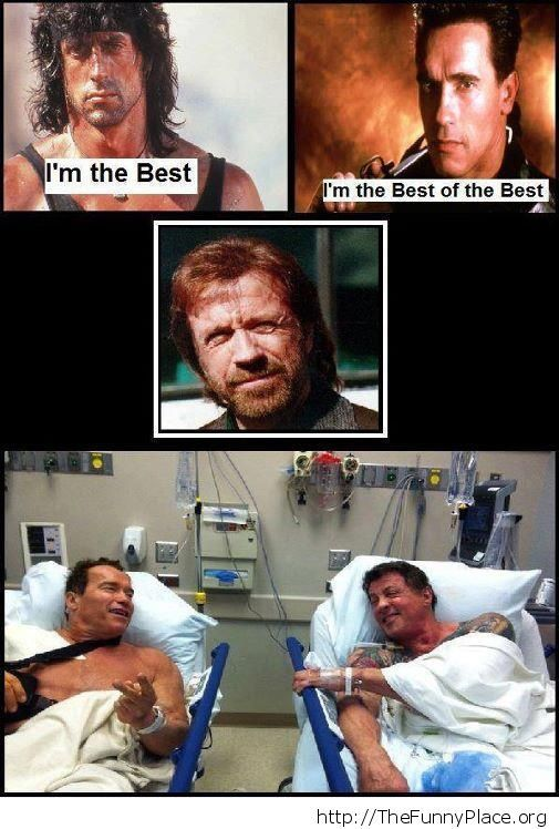 Chuck Norris - The Best