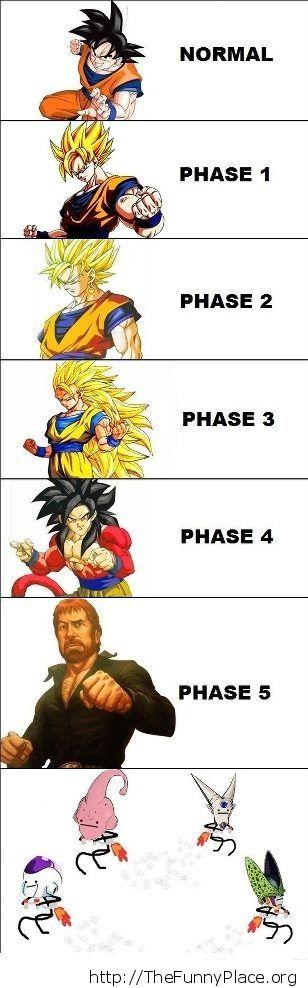 Chuck Norris - Ultimate Goku