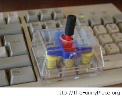Cool joystick idea