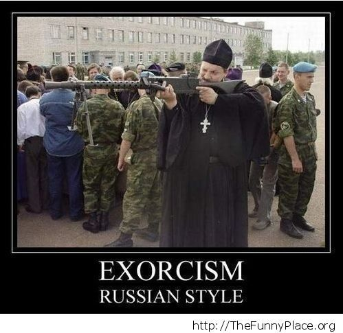 Exorcism - Russian Style