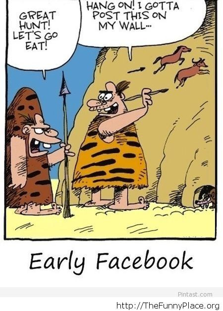 Facebook in its early days