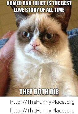 Grumpy Cat - Romeo and Juliet