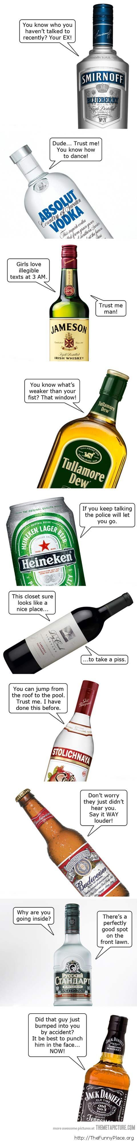 If my bottle could talk