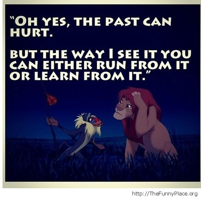 Lion King - Inspirational