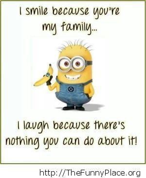 Minions - Family