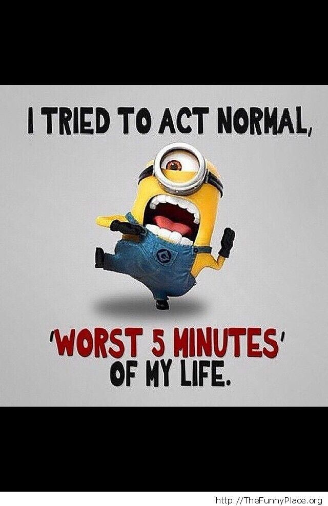 Minions - Normal=Worst