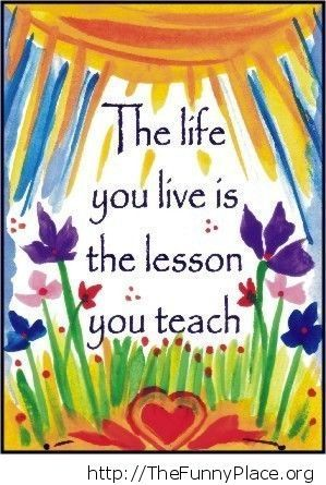 Quote - Life and Lesson