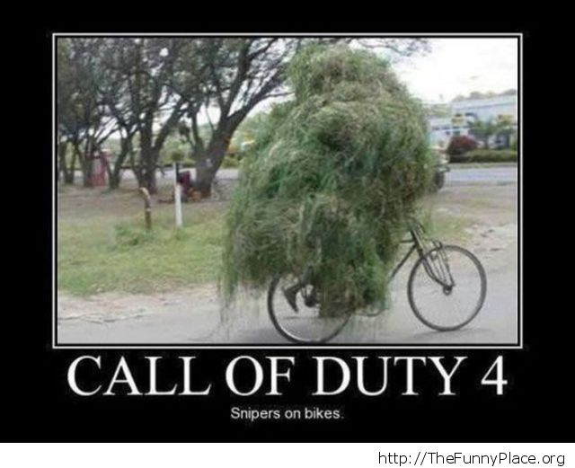 Real life camouflage