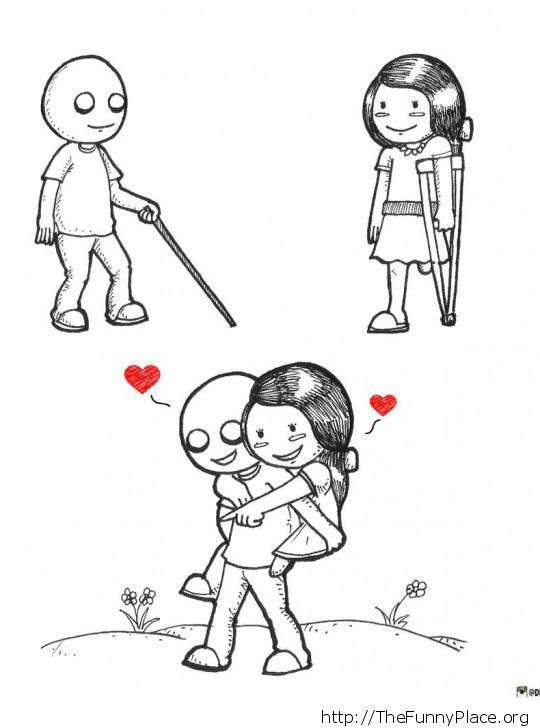 Sometimes I need just love