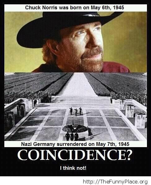 Chuck Norris Birthdate
