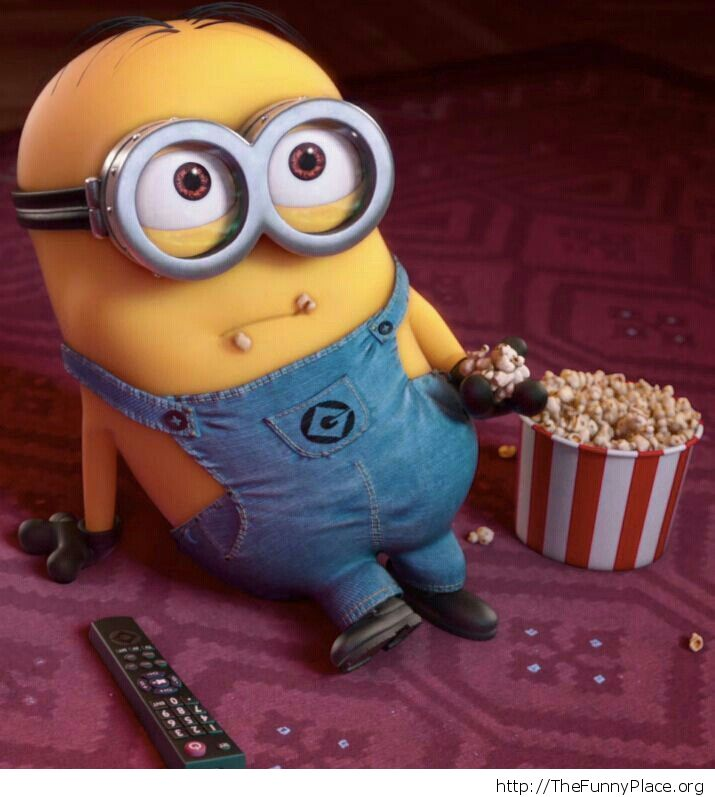 Funny Minion cartoon 2015