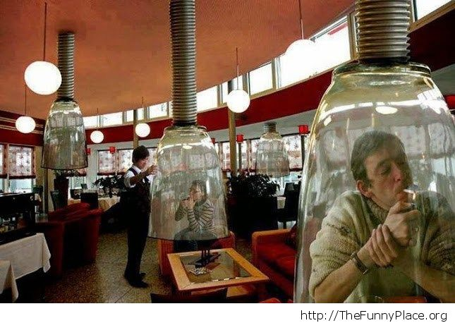 Funny idea for smokers