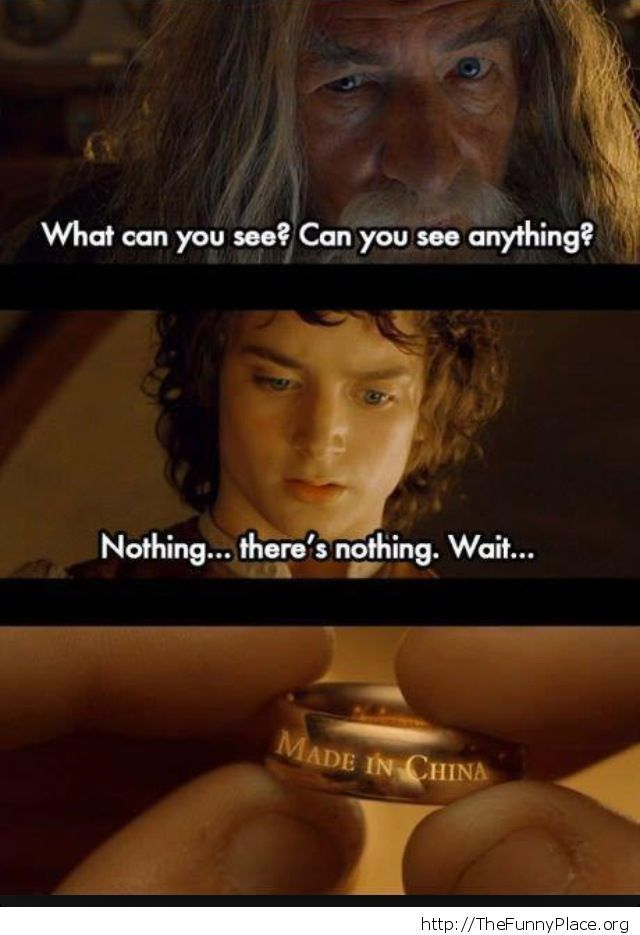 Lord of the rings - The shocking truth