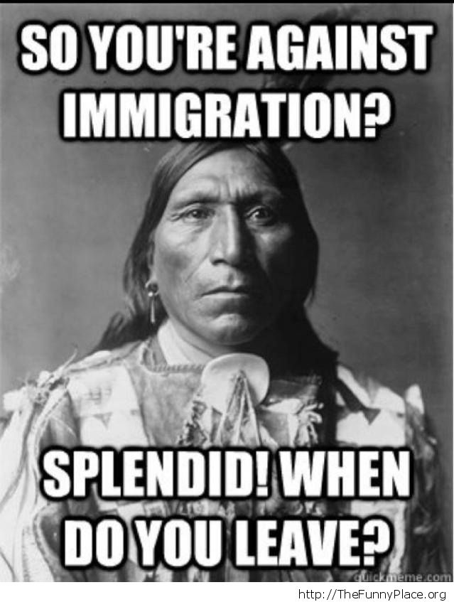The immigration problem