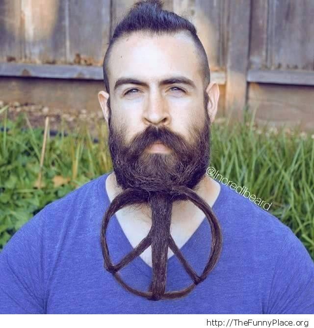 What a beard