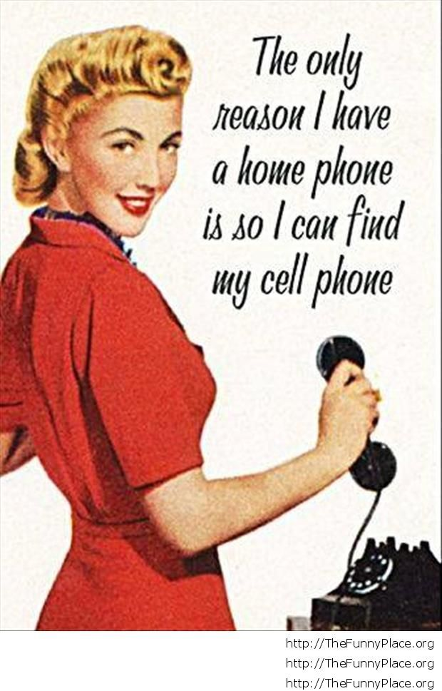 Why a home phone is useful