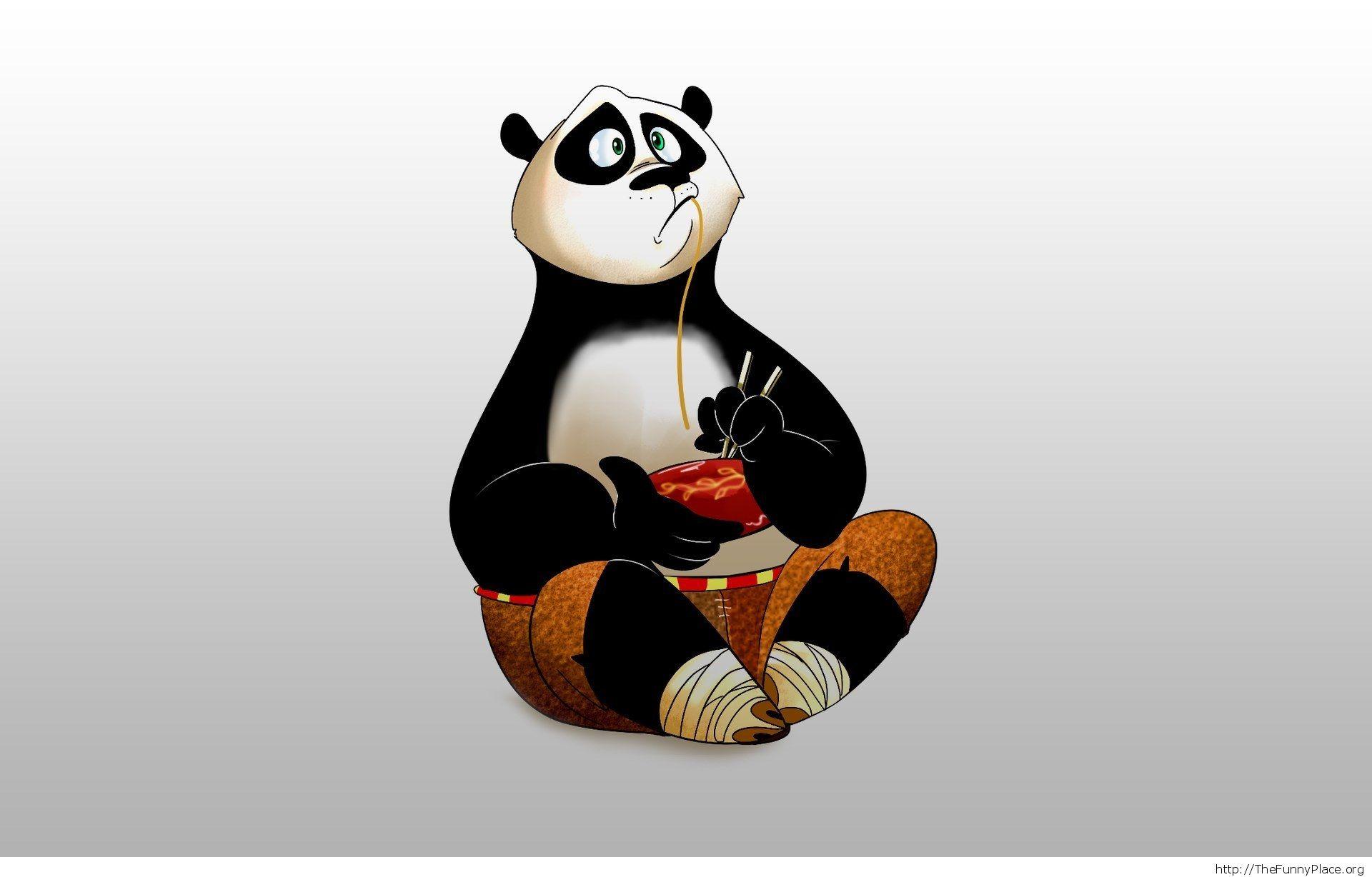 kung fu panda funny wallpaper