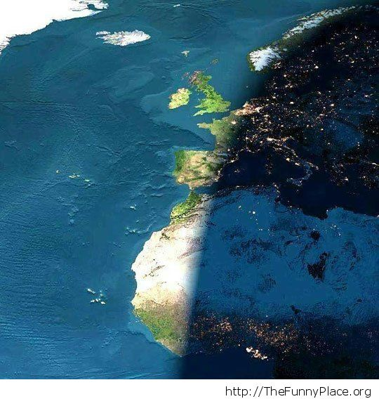 Awesome picture from space