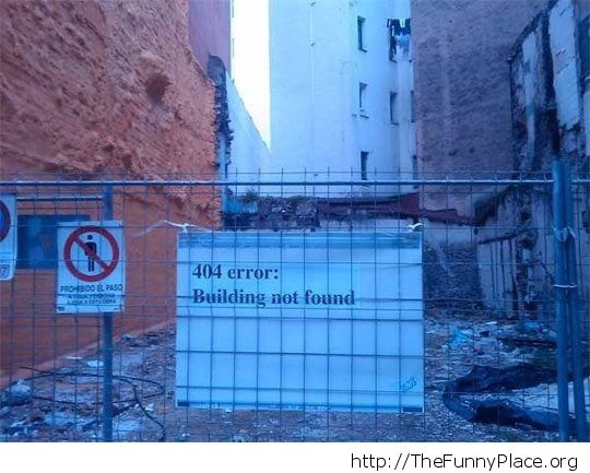 Building not found