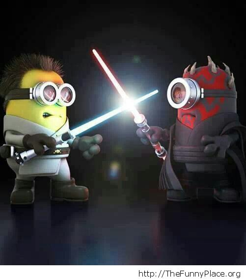 Cool Star Wars Minions