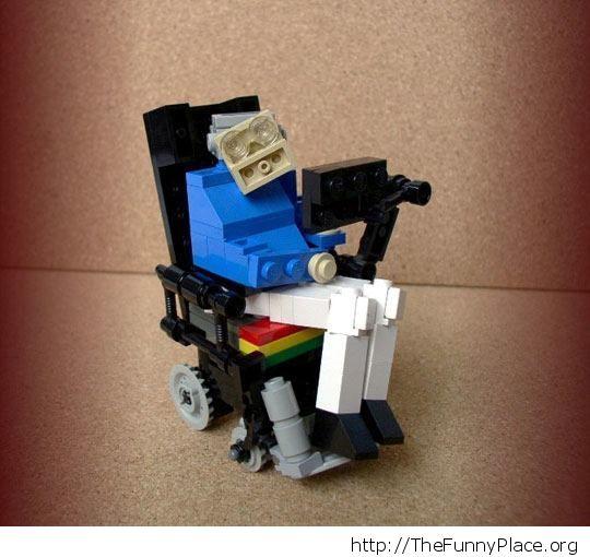 Cool lego art