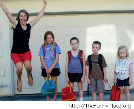 Funny back to school