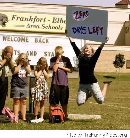 Funny school starts