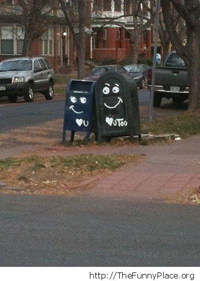Graffiti in the neighborhood