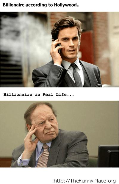 Hollywood vs real life