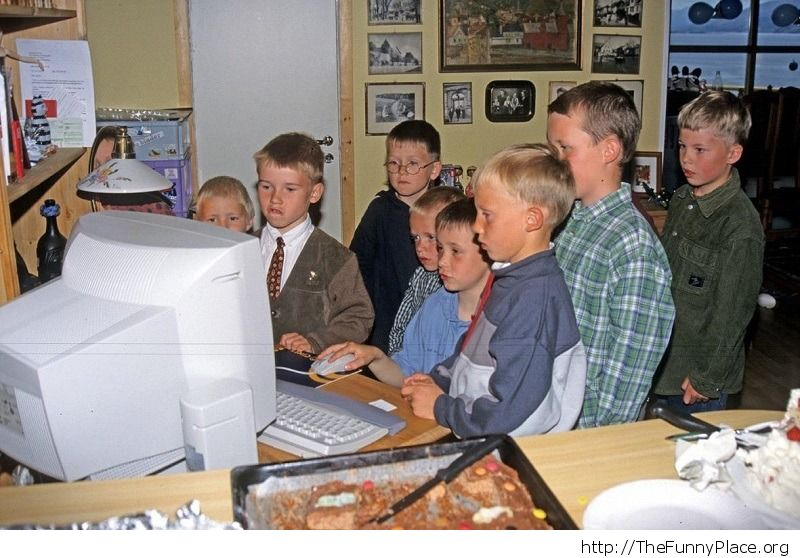 Internet back in 1999
